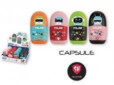 Острилкогума Milan Capsule Super Heroes Space