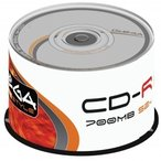 CD-R Omega Freestyle 700MB,80min,52x